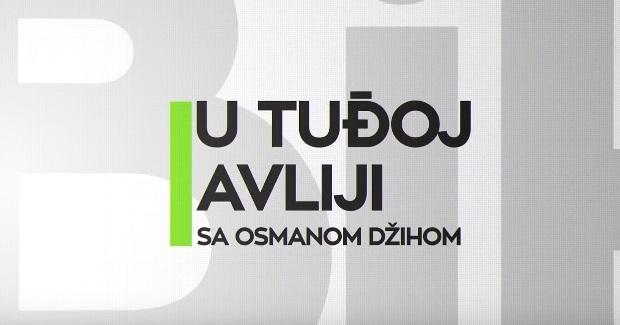 """Amir Zaketović """"U tuđoj avliji sa Osmanom Džihom"""""""